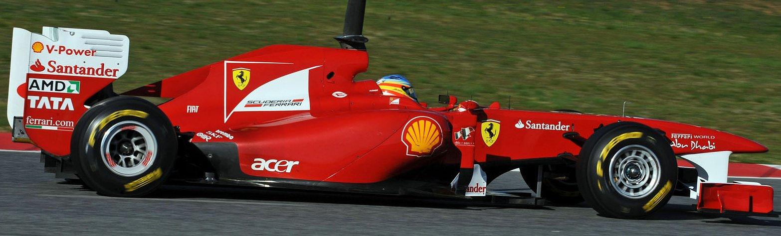 2011 Liveries The Verdict S Formula One Colours